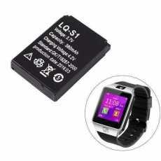 Smart Watch Li-ion Polymer Battery 380mAh 3.7V