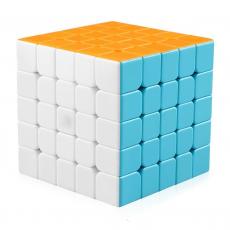 Rubiks cube 5x5 - Mind Puzzle Rubiks cube - Sticker less Magic Cube 5x5x5