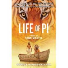 Life Of Pi - A Novel By Yann Martel