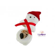 Snowman Ring Box Jewelry Box