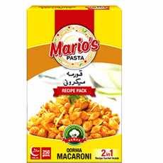 Marios Pasta Qorma Macaroni 250g
