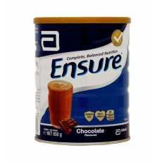 ENSURE ORIGINAL POWDER - Chocolate - 850Gm Complete, Balanced Nutrition®