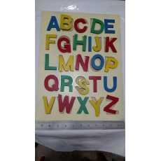 Capital ABC Puzzle LARGE SIZE CAPITAL ALPHABET PUZZLE