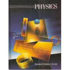 Volume one Physics fourth edition