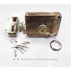 Main Gate Lock, Good Quality, High Security, 5 Keys