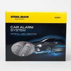 Steelmate Car Security Alarm System