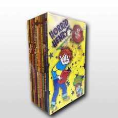 Horrid Henry's 11 Books Box Set Original
