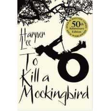 To Kill A MockingBird - Book By Harper Lee (50th Anniversary Edition)