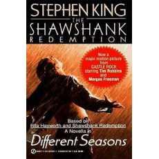 The Shawshank Redemption - Book - Rita Hayworth And The Shawshank Redemption...