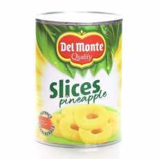 Delmonte Delicious Pineapple Slices  560 GM