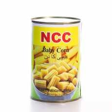 NCC Tasty High Quality Baby Corn 380 GM
